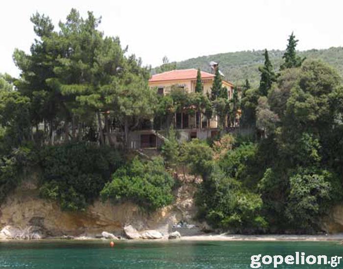 GALANOS HOUSE
